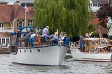 Henley Royal Regatta 2013, Thursday. River Thames between Henley and Temple Island, Henley-on-Thames, Berkshire, United Kingdom, on 04 July 2013 at 12:32, image #248