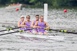 Henley Royal Regatta 2013, Saturday: Race No. 8 for the Prince Albert Challenge Cup, Durham University v Imperial College London 'A'. Image #185, 06 July 2013 11:11 River Thames, Henley on Thames, UK