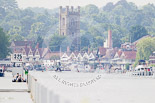 Henley Royal Regatta 2013, Saturday: Race No. 8 for the Prince Albert Challenge Cup, Durham University v Imperial College London 'A', both boat are near the finish line. Imperial wins with one length. Image #189, 06 July 2013 11:16 River Thames, Henley on Thames, UK
