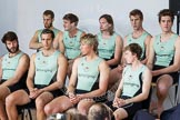 The Boat Race season 2012 - Crew Announcement and Weigh In: The Cambridge Squad.. Forman's Fish Island, London E3,  United Kingdom, on 05 March 2012 at 10:23, image #40