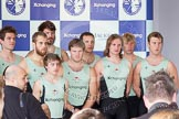 The Boat Race season 2012 - Crew Announcement and Weigh In: CUBC squad gathering for the world press.. Forman's Fish Island, London E3,  United Kingdom, on 05 March 2012 at 10:29, image #45
