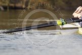 The Boat Race season 2012 - OUBC training: Detail shot of rowing at a professional standard - arms and oars..   Oxfordshire, United Kingdom, on 20 March 2012 at 15:49, image #53