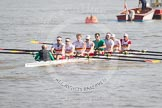 The Boat Race season 2012 - fixture OUBC vs Leander: The unnamed Tideway Scullers squad getting ready to race OUBC Isis..     on 24 March 2012 at 13:35, image #28