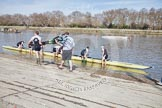The Boat Race season 2012 - fixture CUBC vs Molesey BC.     on 25 March 2012 at 14:37, image #1