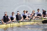 The Boat Race season 2012 - fixture CUBC vs Molesey BC.     on 25 March 2012 at 14:40, image #16