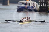 The Boat Race season 2012 - fixture CUBC vs Molesey BC.     on 25 March 2012 at 14:40, image #17