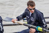 The Boat Race 2012: Dan Harvey, 7 seat in the Oxford Blue Boat..     on 07 April 2012 at 13:34, image #148