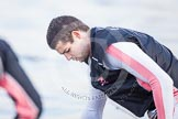 The Boat Race season 2013 - fixture CUBC vs Leander. River Thames Tideway between Putney Bridge and Mortlake, London SW15,  United Kingdom, on 02 March 2013 at 15:29, image #66