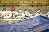 The Boat Race season 2013 - fixture CUBC vs Leander. River Thames Tideway between Putney Bridge and Mortlake, London SW15,  United Kingdom, on 02 March 2013 at 15:58, image #119