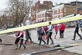 The Boat Race season 2013 - fixture OUBC vs German Eight. River Thames, London SW15,  United Kingdom, on 17 March 2013 at 14:23, image #16