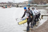 The Boat Race season 2013 - fixture OUBC vs German Eight. River Thames, London SW15,  United Kingdom, on 17 March 2013 at 14:23, image #17
