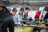 The Boat Race season 2013 - fixture OUBC vs German Eight. River Thames, London SW15,  United Kingdom, on 17 March 2013 at 14:25, image #24
