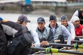 The Boat Race season 2013 - fixture OUBC vs German Eight. River Thames, London SW15,  United Kingdom, on 17 March 2013 at 14:25, image #27