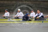 The Boat Race season 2013 - fixture OUBC vs German Eight. River Thames, London SW15,  United Kingdom, on 17 March 2013 at 15:00, image #46