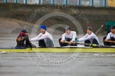 The Boat Race season 2013 - fixture OUBC vs German Eight. River Thames, London SW15,  United Kingdom, on 17 March 2013 at 15:01, image #52