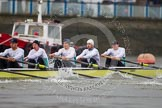 The Boat Race season 2013 - fixture OUBC vs German Eight. River Thames, London SW15,  United Kingdom, on 17 March 2013 at 15:01, image #55