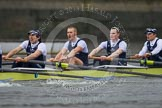 The Boat Race season 2013 - fixture OUBC vs German Eight. River Thames, London SW15,  United Kingdom, on 17 March 2013 at 15:02, image #63