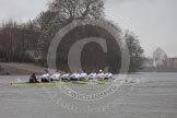 The Boat Race season 2013 - fixture OUBC vs German Eight. River Thames, London SW15,  United Kingdom, on 17 March 2013 at 15:08, image #98