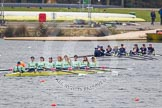The Women's Boat Race and Henley Boat Races 2013. Dorney Lake, Dorney, Windsor, Buckinghamshire, United Kingdom, on 24 March 2013 at 14:15, image #283