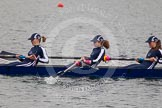 The Women's Boat Race and Henley Boat Races 2013. Dorney Lake, Dorney, Windsor, Buckinghamshire, United Kingdom, on 24 March 2013 at 14:41, image #349