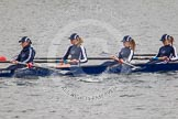 The Women's Boat Race and Henley Boat Races 2013. Dorney Lake, Dorney, Windsor, Buckinghamshire, United Kingdom, on 24 March 2013 at 14:41, image #351