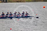 The Women's Boat Race and Henley Boat Races 2013. Dorney Lake, Dorney, Windsor, Buckinghamshire, United Kingdom, on 24 March 2013 at 14:41, image #353