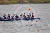 The Women's Boat Race and Henley Boat Races 2013. Dorney Lake, Dorney, Windsor, Buckinghamshire, United Kingdom, on 24 March 2013 at 14:41, image #354