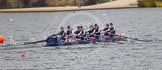 The Women's Boat Race and Henley Boat Races 2013. Dorney Lake, Dorney, Windsor, Buckinghamshire, United Kingdom, on 24 March 2013 at 14:42, image #357