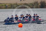 The Women's Boat Race and Henley Boat Races 2013. Dorney Lake, Dorney, Windsor, Buckinghamshire, United Kingdom, on 24 March 2013 at 14:42, image #359