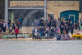 The Women's Boat Race and Henley Boat Races 2013. Dorney Lake, Dorney, Windsor, Buckinghamshire, United Kingdom, on 24 March 2013 at 14:44, image #368