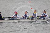 The Women's Boat Race and Henley Boat Races 2013. Dorney Lake, Dorney, Windsor, Buckinghamshire, United Kingdom, on 24 March 2013 at 15:15, image #467