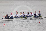 The Women's Boat Race and Henley Boat Races 2013. Dorney Lake, Dorney, Windsor, Buckinghamshire, United Kingdom, on 24 March 2013 at 15:15, image #469