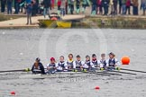 The Women's Boat Race and Henley Boat Races 2013. Dorney Lake, Dorney, Windsor, Buckinghamshire, United Kingdom, on 24 March 2013 at 15:15, image #472