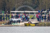 The Women's Boat Race and Henley Boat Races 2013. Dorney Lake, Dorney, Windsor, Buckinghamshire, United Kingdom, on 24 March 2013 at 15:16, image #473