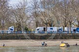 The Boat Race season 2013 -  Tideway Week (Friday) and press conferences. River Thames, London SW15,  United Kingdom, on 29 March 2013 at 10:23, image #17
