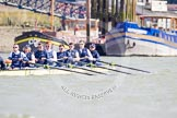 The Boat Race season 2013 -  Tideway Week (Friday) and press conferences. River Thames, London SW15,  United Kingdom, on 29 March 2013 at 11:09, image #76