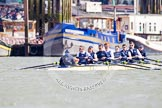 The Boat Race season 2013 -  Tideway Week (Friday) and press conferences. River Thames, London SW15,  United Kingdom, on 29 March 2013 at 11:09, image #77