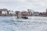The Boat Race season 2013 -  Tideway Week (Friday) and press conferences. River Thames, London SW15,  United Kingdom, on 29 March 2013 at 11:14, image #85