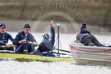 The Boat Race season 2013 -  Tideway Week (Friday) and press conferences. River Thames, London SW15,  United Kingdom, on 29 March 2013 at 11:25, image #109