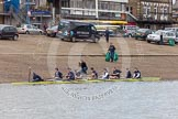 The Boat Race season 2013 -  Tideway Week (Friday) and press conferences. River Thames, London SW15,  United Kingdom, on 29 March 2013 at 11:33, image #120