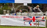 The Boat Race 2013: Boat Race catering with a difference - The Beef Kitchen Ltd, owned and staffed by veterans and volunteers.. Putney, London SW15,  United Kingdom, on 31 March 2013 at 11:50, image #35