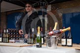 The Boat Race 2013: Boat Race catering - French wines on offer at Putney Embankment.. Putney, London SW15,  United Kingdom, on 31 March 2013 at 12:44, image #50