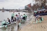 The Boat Race 2013. Putney, London SW15,  United Kingdom, on 31 March 2013 at 15:18, image #123