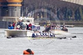 The Boat Race 2013. Putney, London SW15,  United Kingdom, on 31 March 2013 at 16:31, image #258