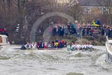 The Boat Race 2013. Putney, London SW15,  United Kingdom, on 31 March 2013 at 16:33, image #325