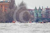 The Boat Race 2013. Putney, London SW15,  United Kingdom, on 31 March 2013 at 16:35, image #333