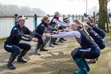 The Boat Race season 2014 - fixture OUWBC vs Molesey BC.     on 01 March 2014 at 11:46, image #3