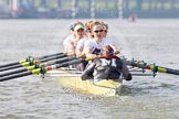 The Boat Race season 2014 - fixture OUWBC vs Molesey BC.     on 01 March 2014 at 12:32, image #57