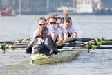 The Boat Race season 2014 - fixture OUWBC vs Molesey BC.     on 01 March 2014 at 12:33, image #65
