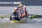 The Boat Race season 2014 - fixture OUWBC vs Molesey BC.     on 01 March 2014 at 12:33, image #72